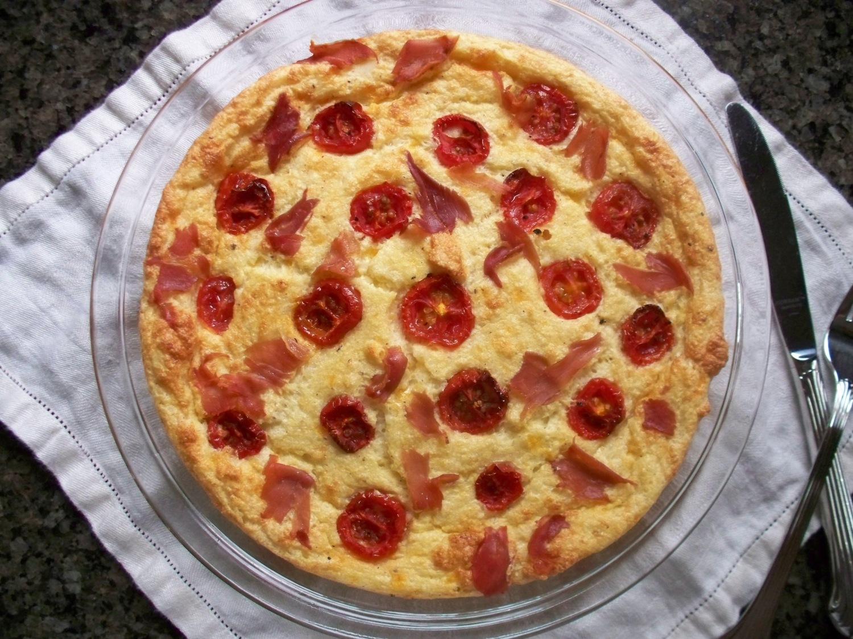 Savory Grits Pie Gluten Free Dinner