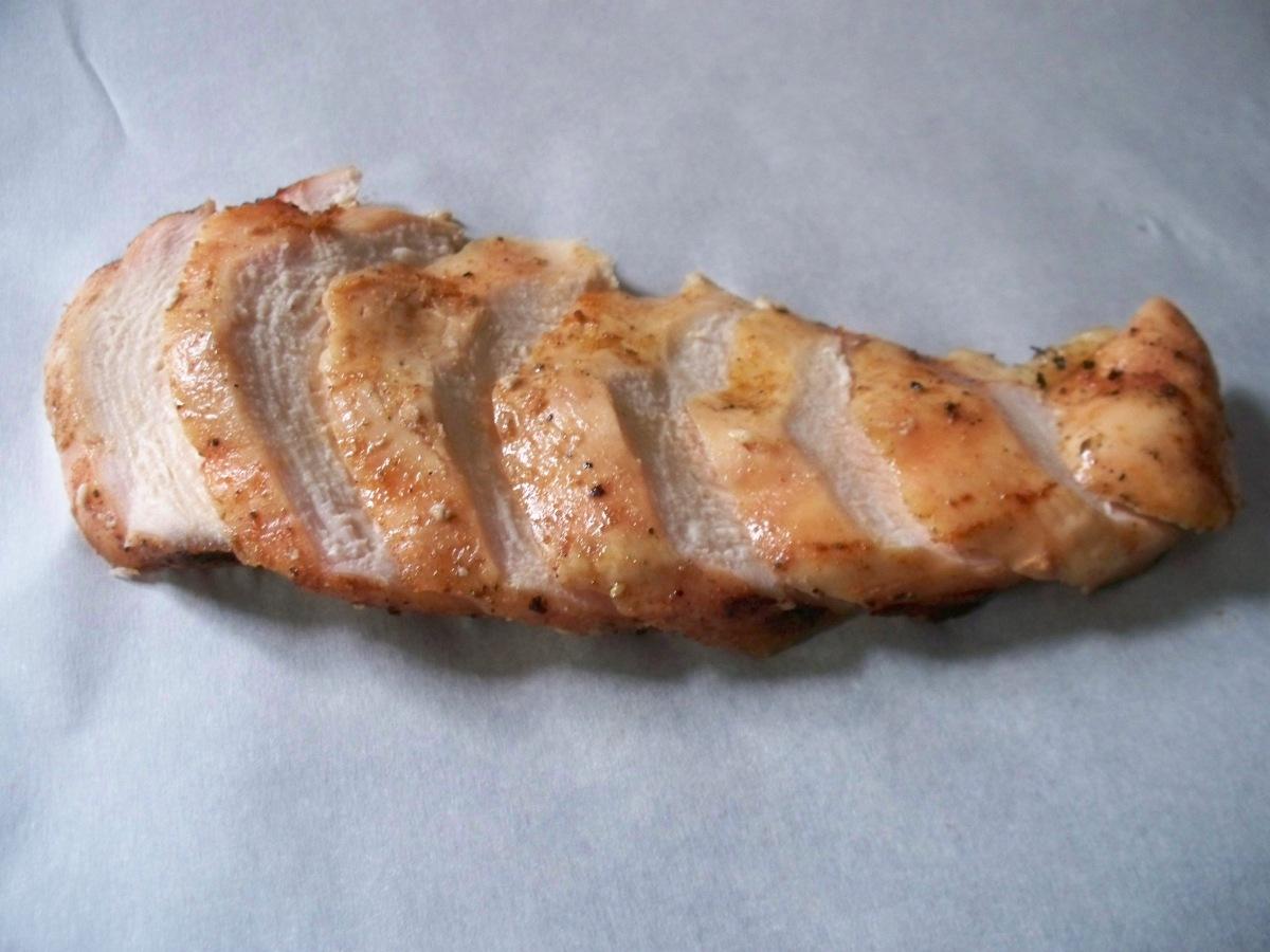 Grilled Marsala Chicken