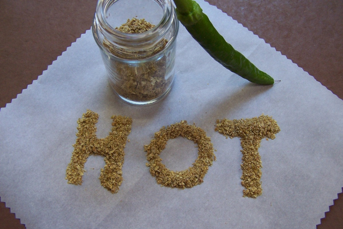 Hot Sauce Pepper Flakes
