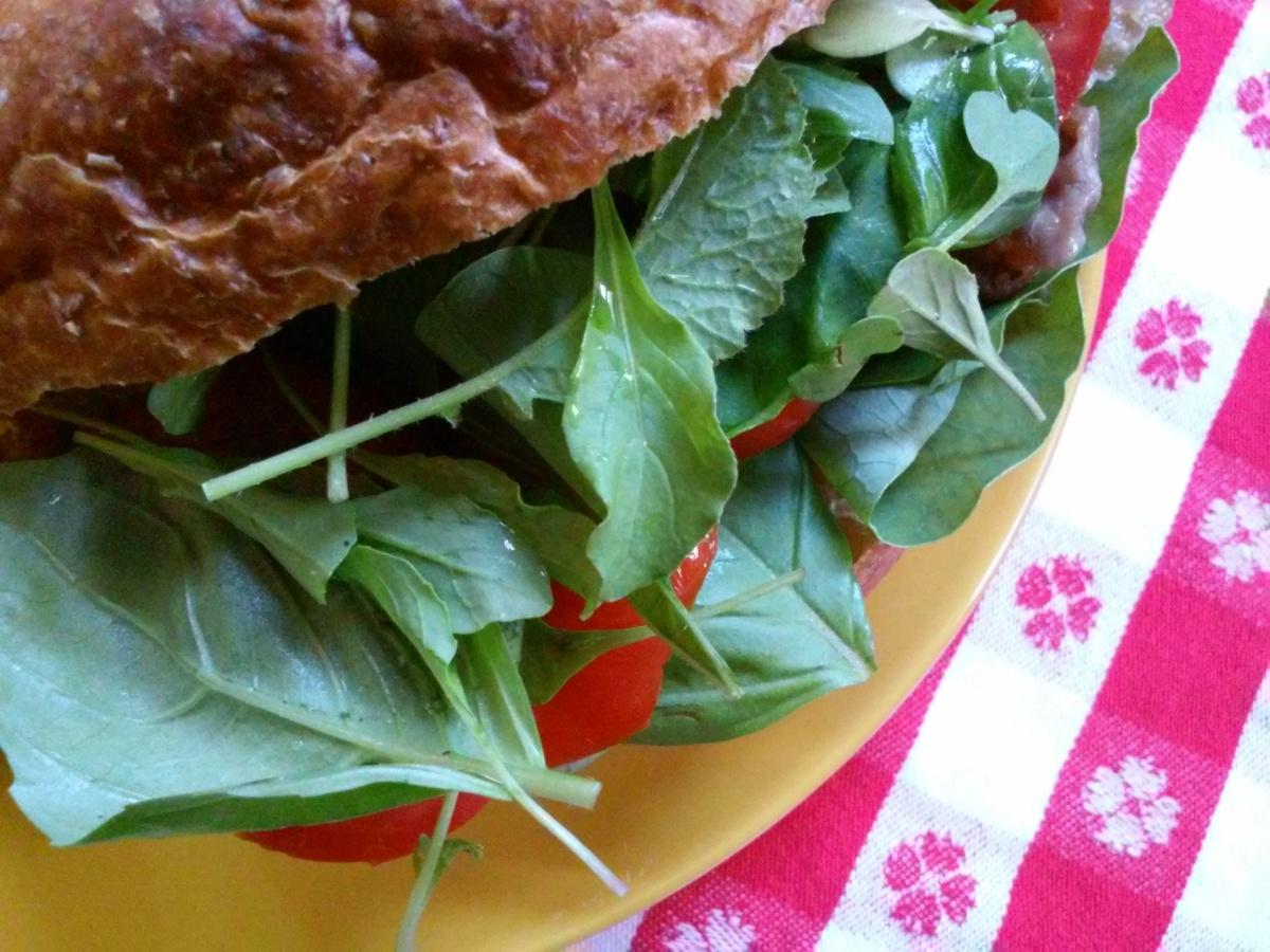 PLT Sandwich