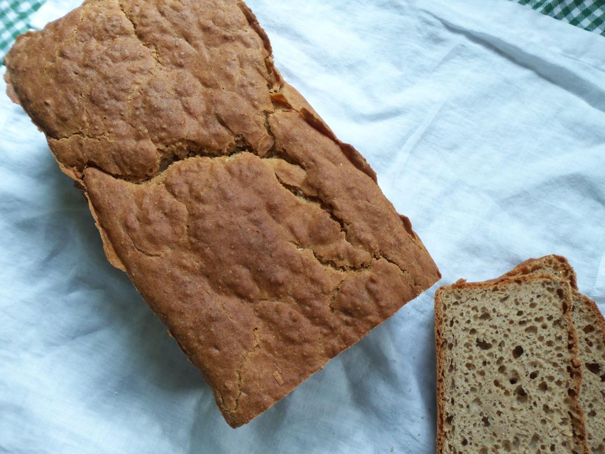 GF Caraway Bread