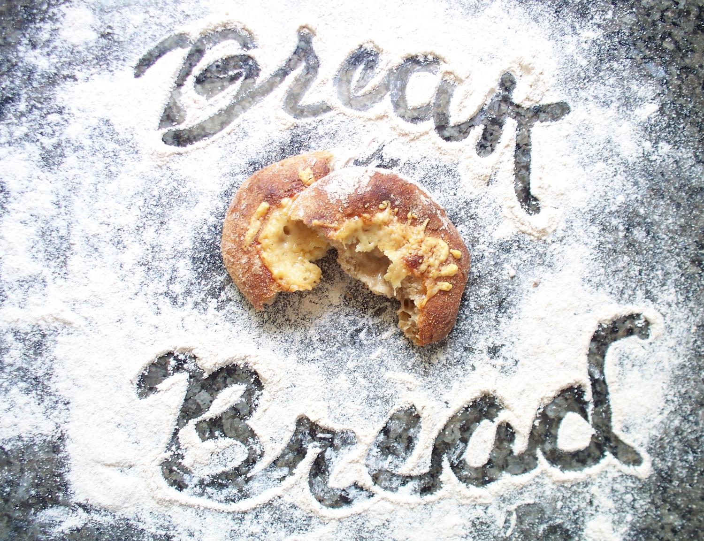 Break Bread No Knead Ciabatta