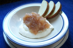 applesauce-yogurt