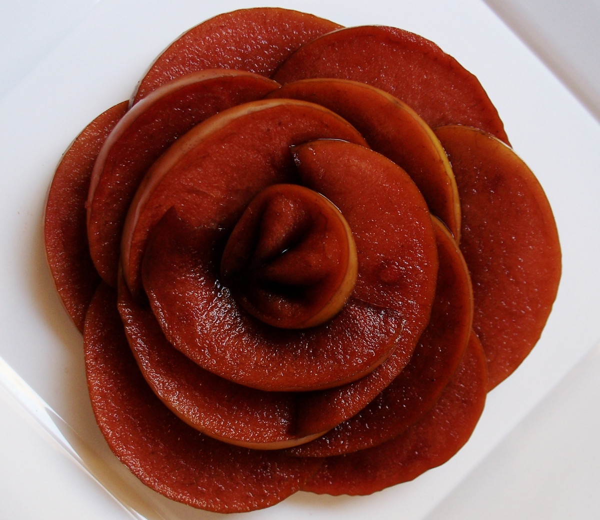 poached-apple-rose