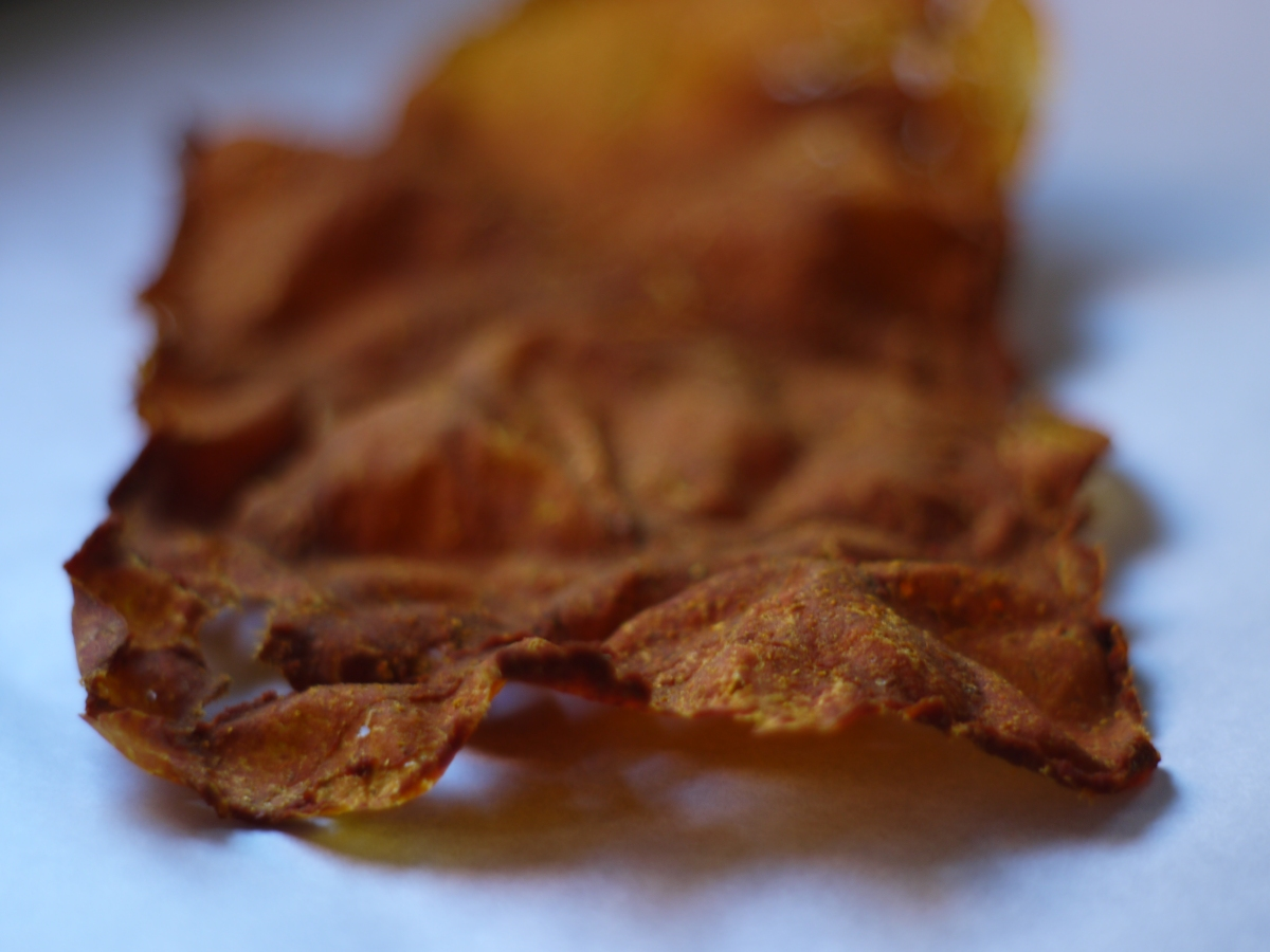 Dried Pumpkin