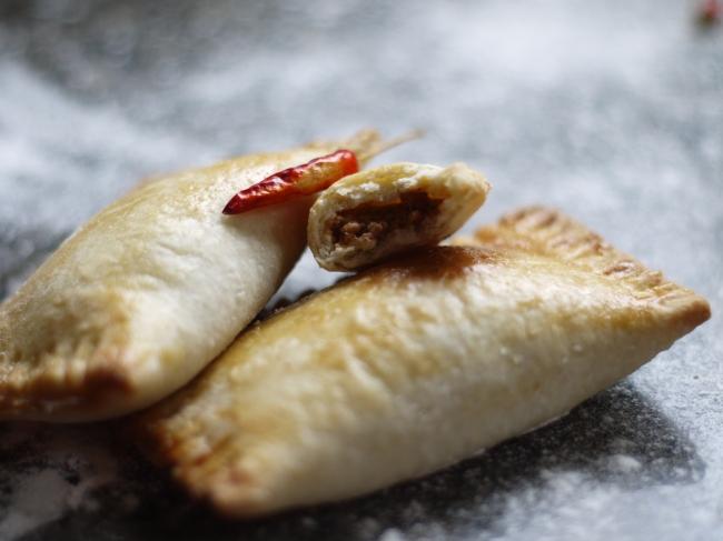 Chili Hand Pies