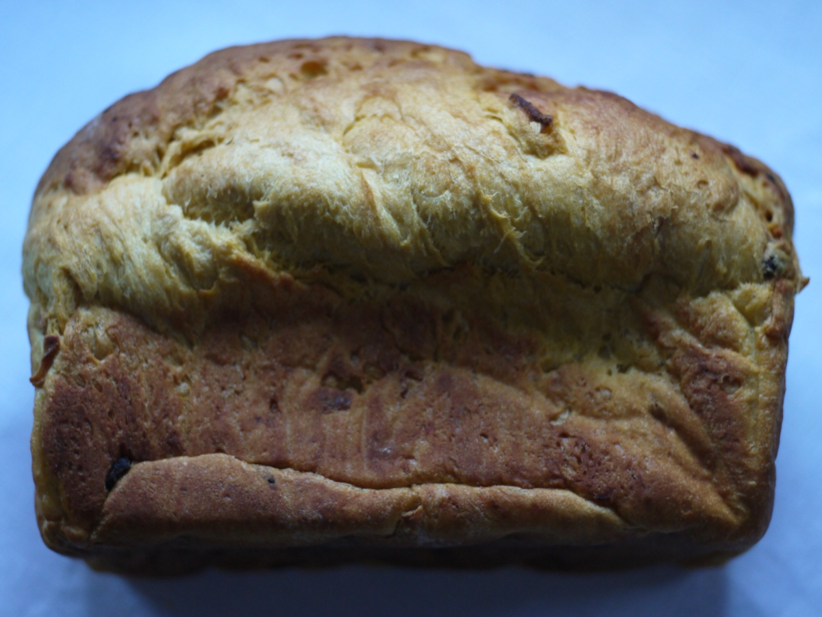 panettone-loaf