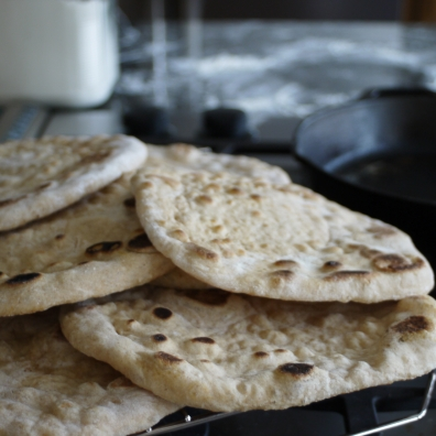 Skillet Bread Flatbread
