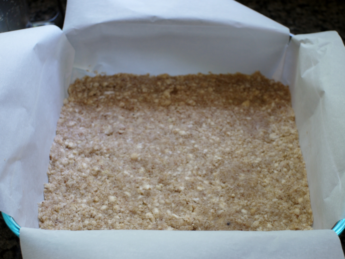 Mojito Bars Crust