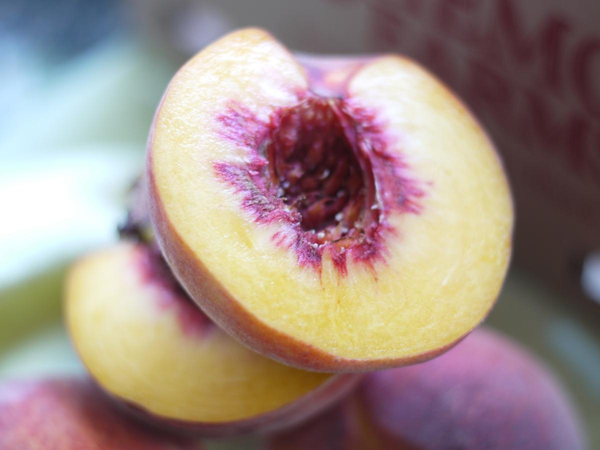 sept sun peach