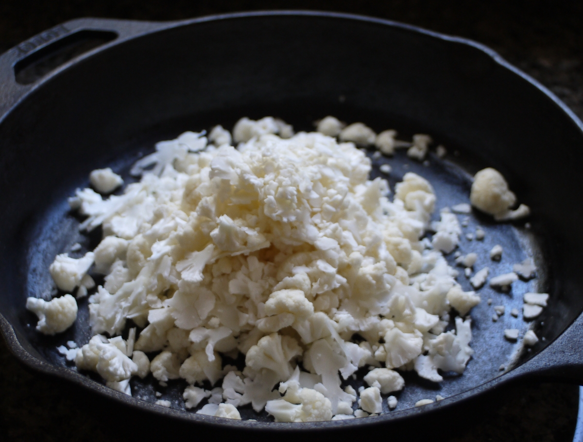Skillet Cauliflower