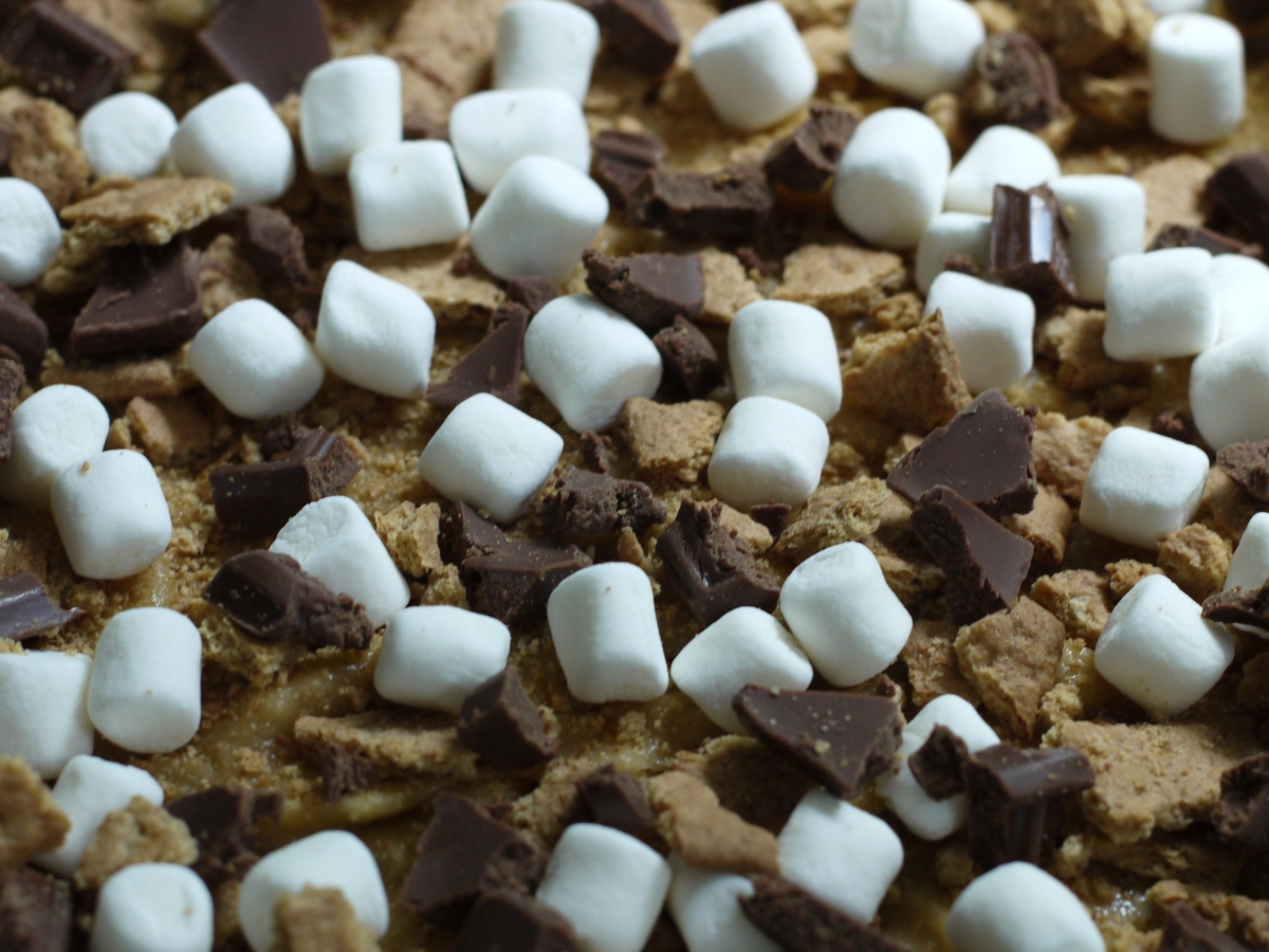 Smores Topping